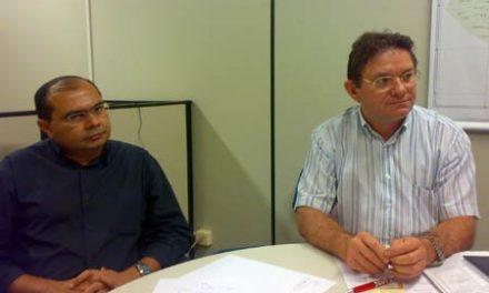 Audiência SEDUC, Sindicato-APEOC e os Secretários Escolares