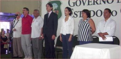 Eleições diretas para diretor de escola do estado!