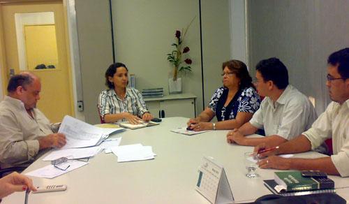 Reunião preparatória para audiência com o governador Cid Gomes entre SEDUC e Sindicato APEOC discutiu reivindicações da categoria retrospectiva