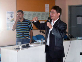 Compromisso e Responsabilidade do Sindicato Apeoc no município de Pereiro