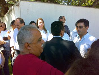Sindicato APEOC e fórum unificado dos servidores públicos cobram do governo Cid respostas e encaminhamentos da campanha salarial 2010