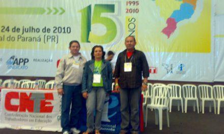 Informe do 7º Encontro de Funcionarios da Educaçao/CNTE