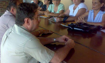 Sindicato APEOC inaugura departamento de aposentados em Quixadá