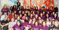 Encontro de mulheres educadoras da IEAL