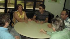 Sindicato APEOC foi recebido em reunião pelo chefe do gabinete do governador Cid Gomes