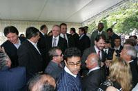 Na reabertura do palácio da abolição Sindicato APEOC cobrou audiência com o governador!