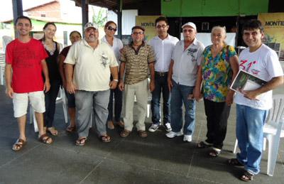 Sindicato APEOC visita Paraipaba e Itarema