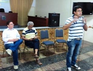 Sindicato APEOC realiza Debate PNE, Piso e Carreira em Beberibe