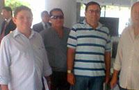 Comissão de diretores do Sindicato APEOC cobra celeridade na apresentação de proposta do governo
