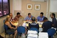 Audiência Sindicato-APEOC e Secretaria Municipal de Educação