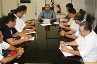O Sindicato-APEOC avança nas negociações com a SEDUC