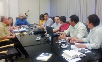 Comissão técnica de acompanhamento do FUNDEB para valorização da carreira faz primeira reunião