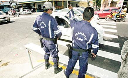 Agentes da AMC suspendem greve