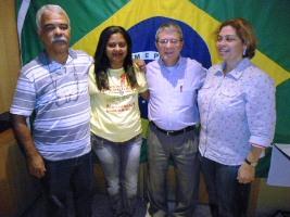 Relatório Anual de Sistematização das Informações do Projeto EPT/AIDS 2011 – APEOC – Ceará