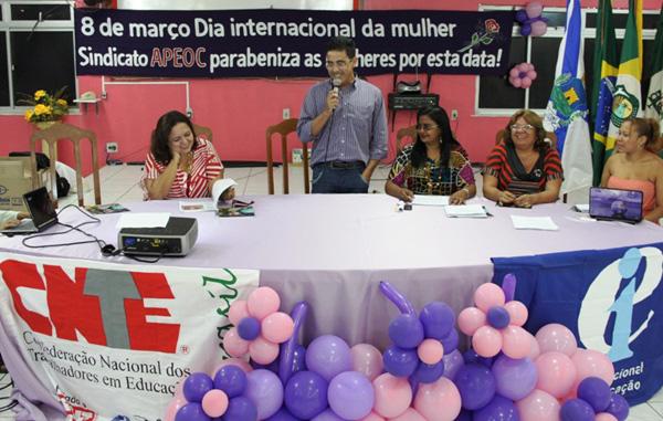 Nota Dia Internacional da Mulher