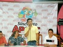 Sindicato-APEOC debate Análise de Conjuntura Nacional e Estadual