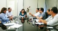 Audiência Sindicato – APEOC e Secretaria da Educação – SEDUC