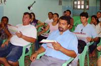 Apeoc e professores reúnem-se em Morada Nova por educação de qualidade com valorização profissional