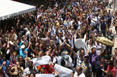 Professores do Ceará buscam valorização