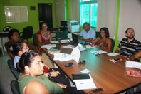Coletivo de raça e etnia do Sindicato APEOC tem reunião de formação