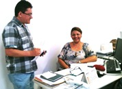 APEOC reivindica junto ao NAP/SME/Coordenadoria de Gestão de Pessoas