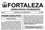 Publicada  Portaria Pecúnia – PMF