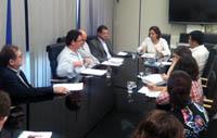 Audiência Sindicato APEOC, SEDUC e PGE