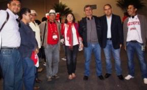 Participação do Sindicato APEOC no 11º CONCUT