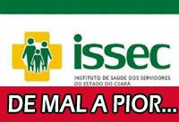 ISSEC volta a autorizar mais consultas. Luta da APEOC continua!