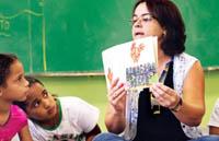 Professor é quem mais influencia leitores