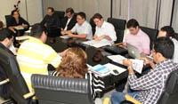 Sindicato APEOC, SEDUC e PGE reunidos em nova rodada de negociações