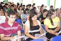 """Projeto """"ENTRAR NA UNIVERSIDADE PARA MUDAR A SOCIEDADE"""": Já são oito escolas participando!"""
