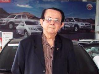 Morre o professor, sindicalista, poeta e advogado Dr. José Nunes Rodrigues