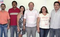 Eleição e posse da Comissão do Sindicato APEOC em Cariré