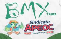 Com apoio da APEOC professor-atleta representa Ceará na Copa Brasil de Bicicross, em Salvador
