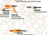 Ceará tem seis escolas entre as melhores do Brasil