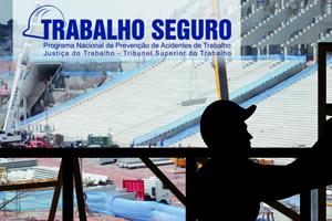 Obras do Castelão vão sediar manifesto pelo trabalho seguro