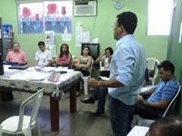 Visitas às Escolas: Sindicato APEOC em Mais 3 Unidades de Fortaleza