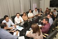 Audiência Sindicato APEOC e SEDUC em 27/09/2012