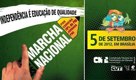 """""""Independência é Educação de Qualidade"""""""