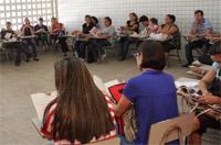 Valorização da Carreira: APEOC reúne-se no Interior com Professores