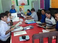 Em Pentecoste, Sindicato APEOC visitou todas as escolas estaduais
