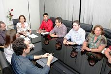 APEOC em Reunião Decisiva na SEDUC (em 14/nov/2012)