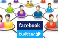 Sindicato APEOC no Face e Twitter: Seguidores, e Sorteio