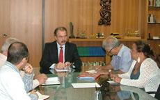 Em reunião com a CNTE, Aloizio Mercadante defende 100% dos royalties do petróleo para a educação e o reajuste do piso nacional