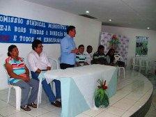 Tauá: Posse da Comissão Municipal