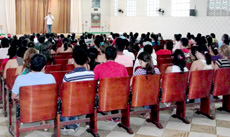 Camocim: APEOC se reúne com aprovados no último CONCURSO*