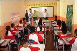 Mais 3 Escolas Municipais Visitadas