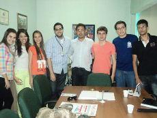 Estudantes de Direito realizam trabalho de campo na APEOC