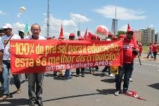 O Sucesso da Marcha à Brasília!